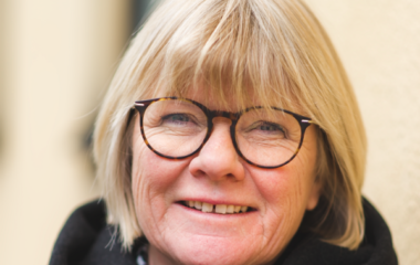 Bild på Elisabeth Wallenius, Funktionsrätt Sveriges Ordförande