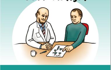 Omslag Samtal om hälsa