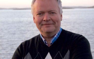 Forskaren Stefan Johansson